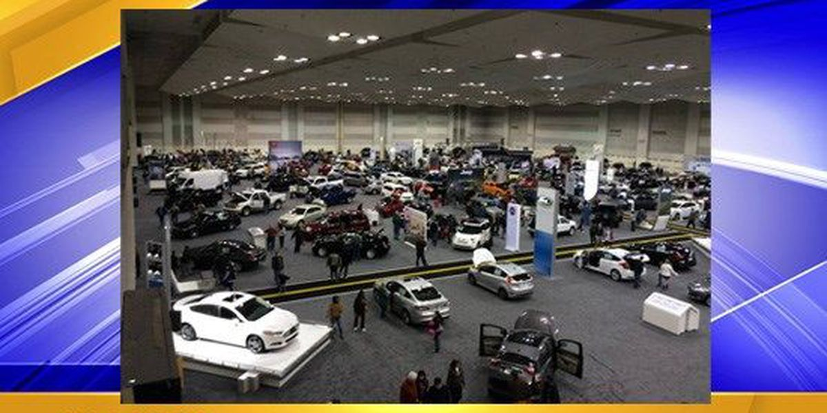 Memphis International Auto Show gears up for weekend crowds