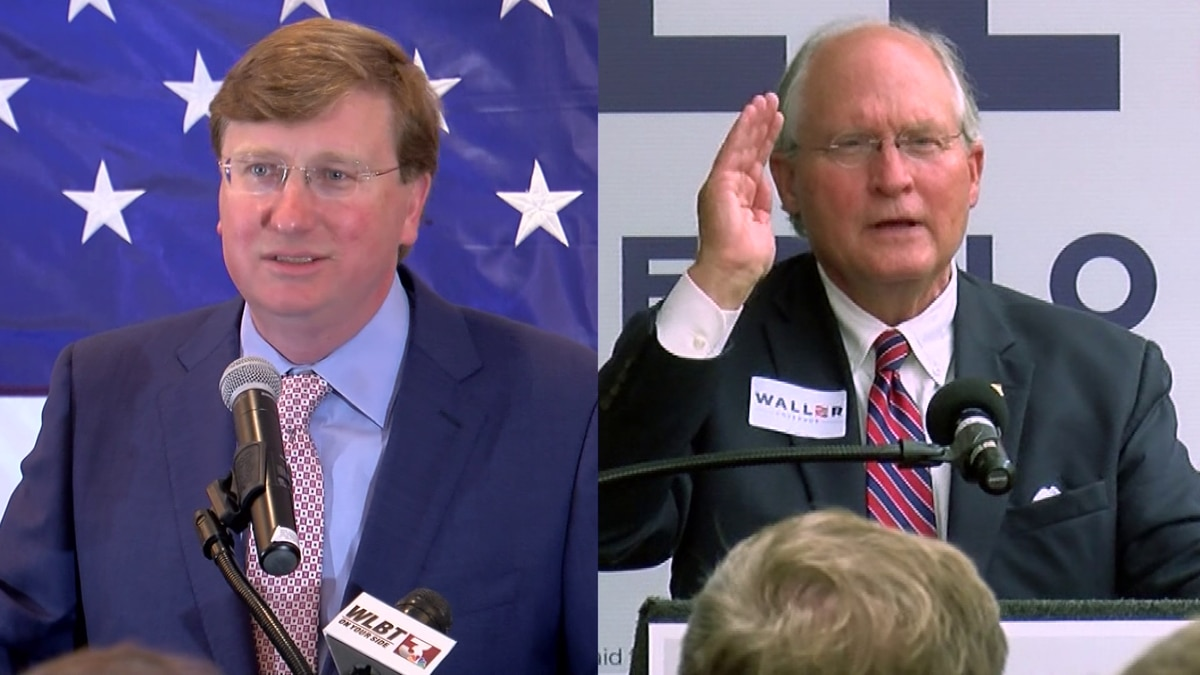 Mississippi Republicans make final pitches as runoff for governor nears