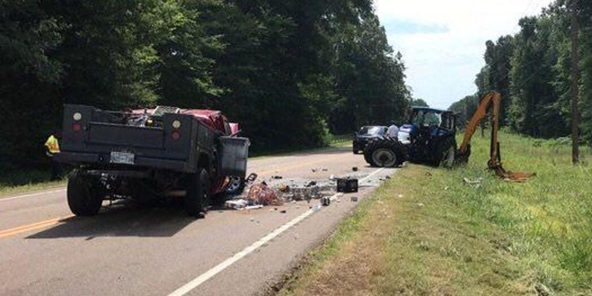 2 TDOT workers injured in crash