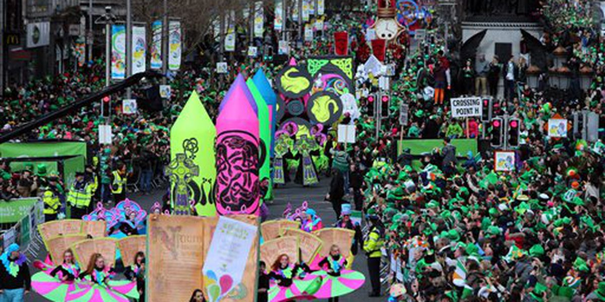 Dublin calls off St. Patrick's Day parade because of coronavirus