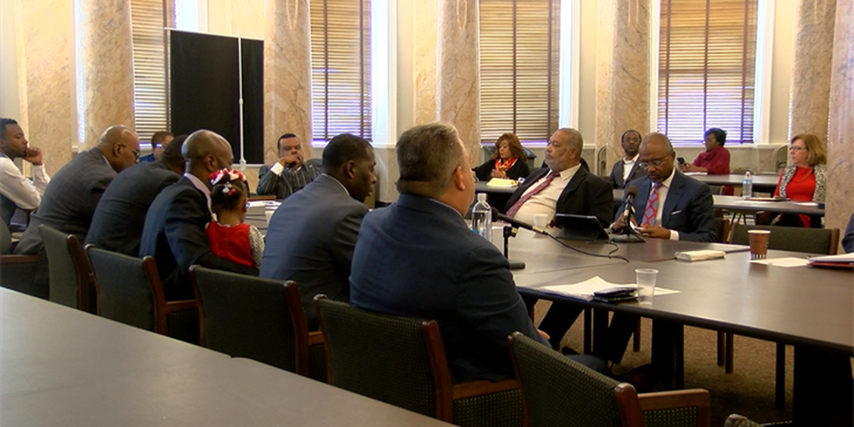 Opposition to anti-gang bill in MS says bill targets African-Americans