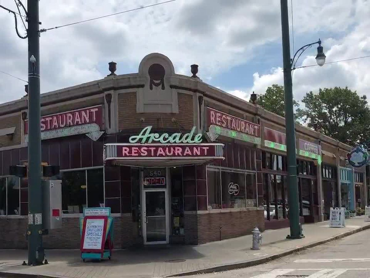 The Arcade Restaurant celebrates 100 years in Memphis