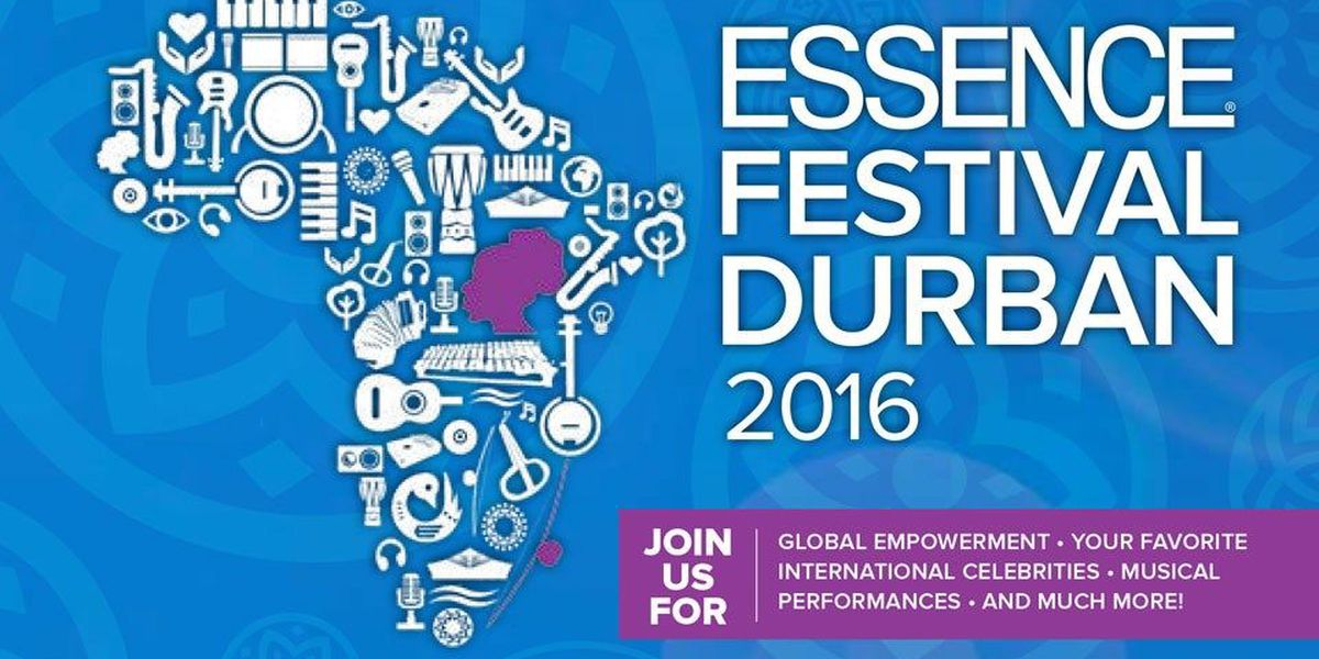 Essence Fest heads to South Africa