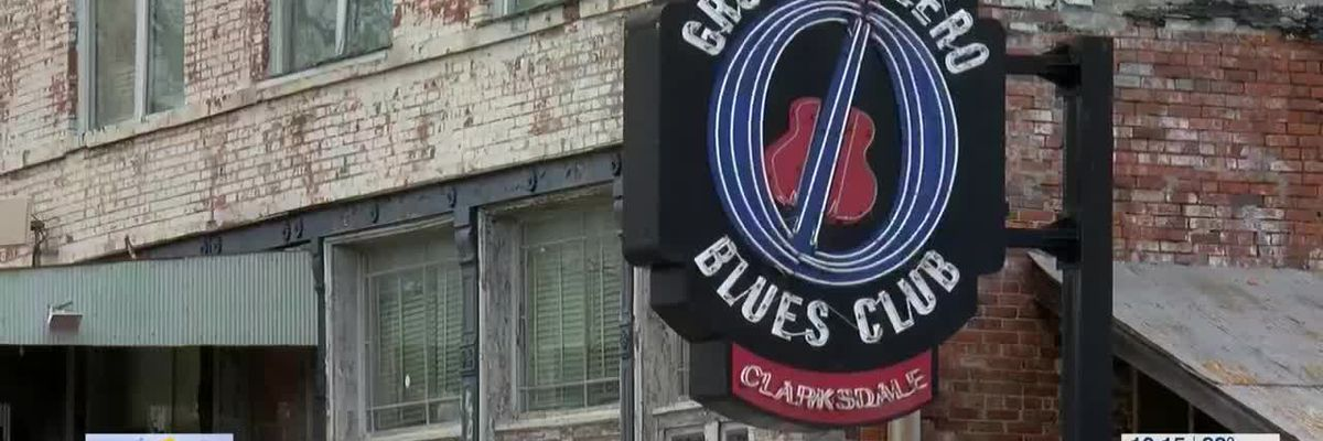 Inside Morgan Freeman's blues club