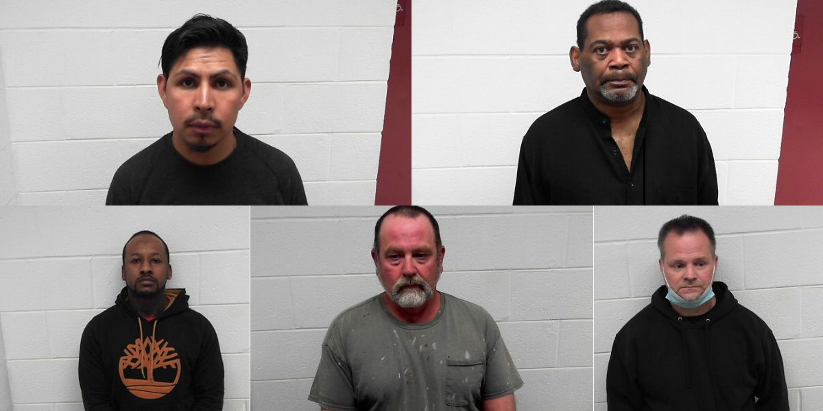 5 taken into custody after Obion County human trafficking operation