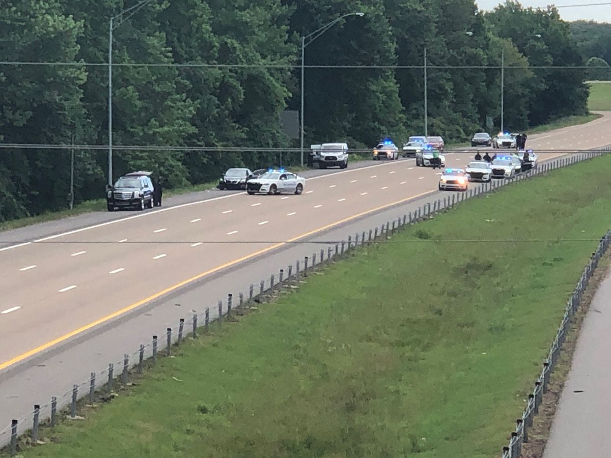 Police block I-40 for shooting investigation
