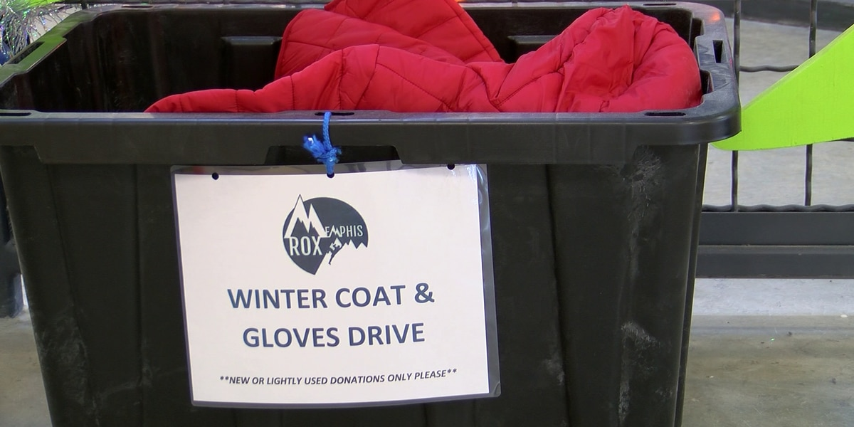 One Family Memphis, Memphis Rox hold family coat drive for Soulsville community