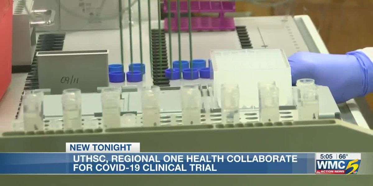 UTHSC, Regional One Health collaborate for COVID-19 vaccine clinical trial