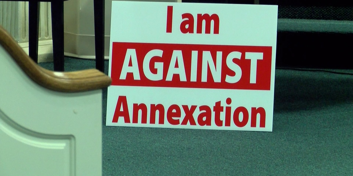 New Olive Branch annexation bill proposed