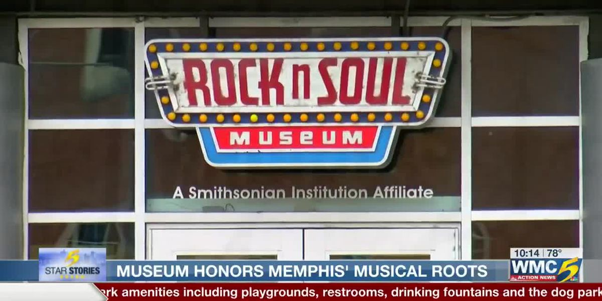 Museum honors Memphis' musical roots