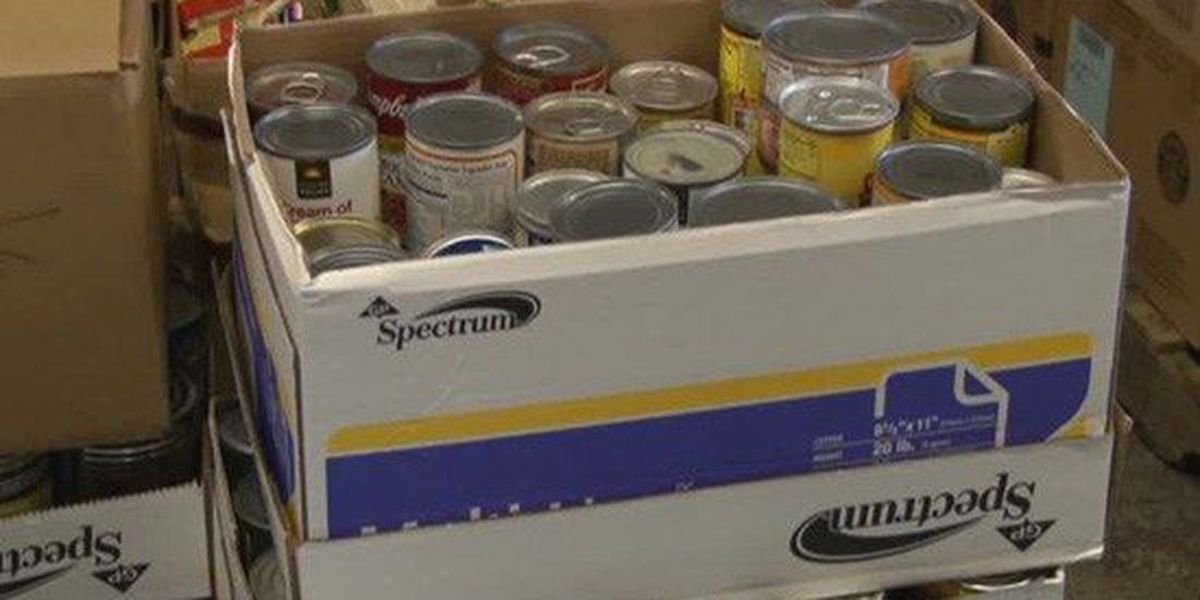 Mobile pantry to provide food to Raleigh residents