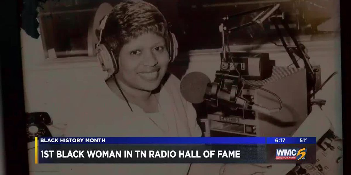 Black History Month: Salute to WDIA's Bev Johnson