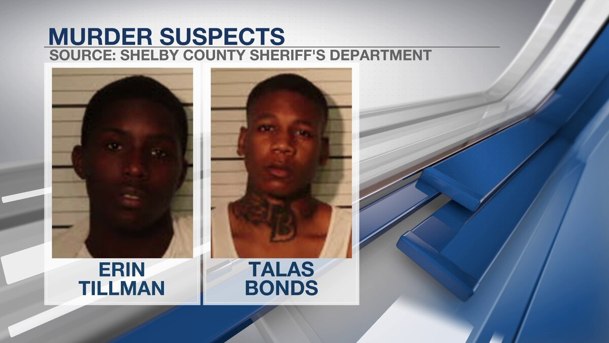 Suspects charged in murder of former White Station High football player