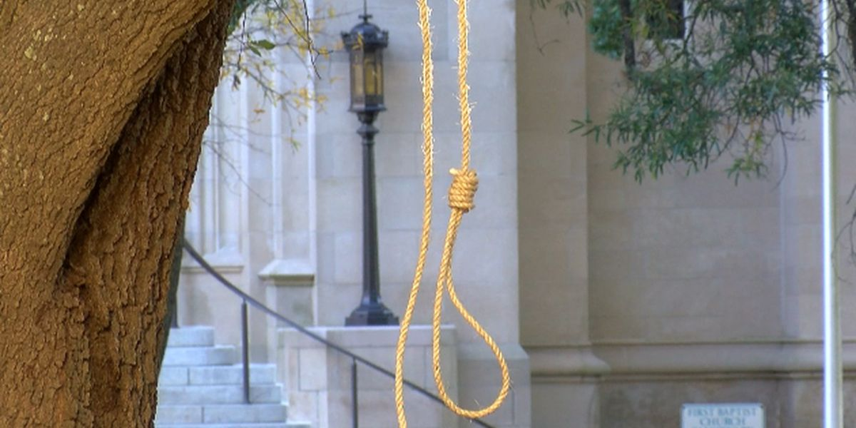 Investigation ongoing after nooses found at State Capitol
