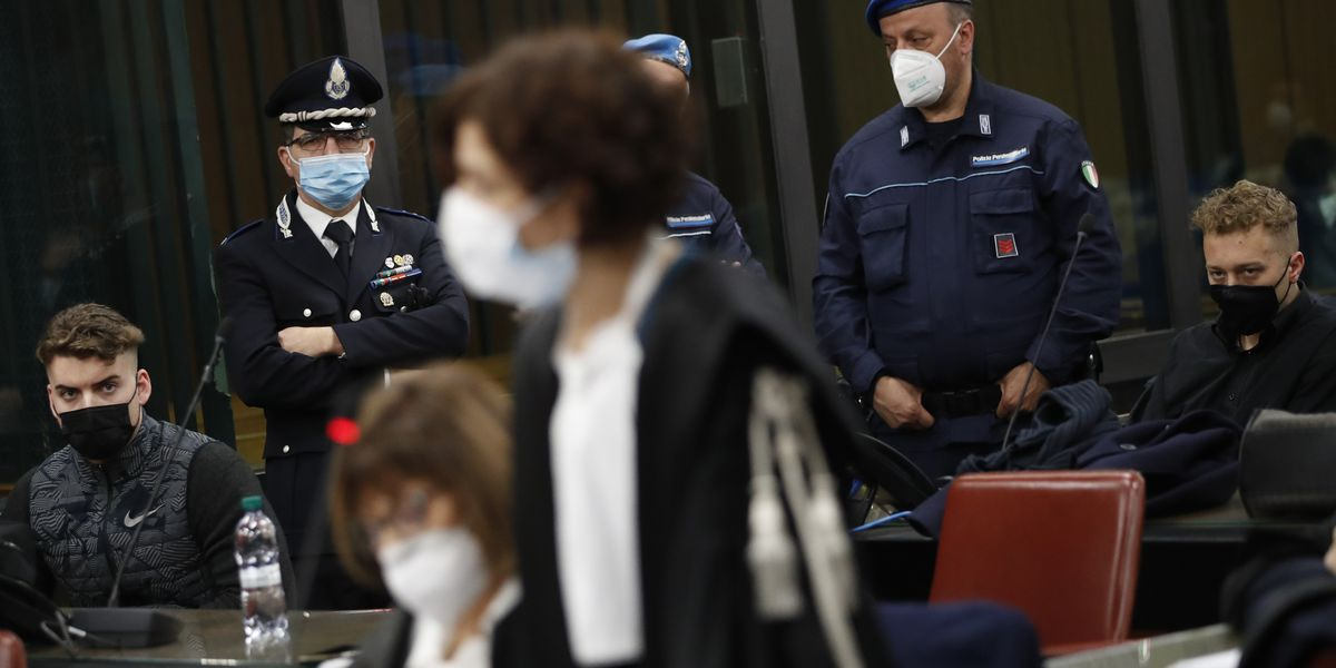 Italian prosecutor seeks life for US men charged with murder