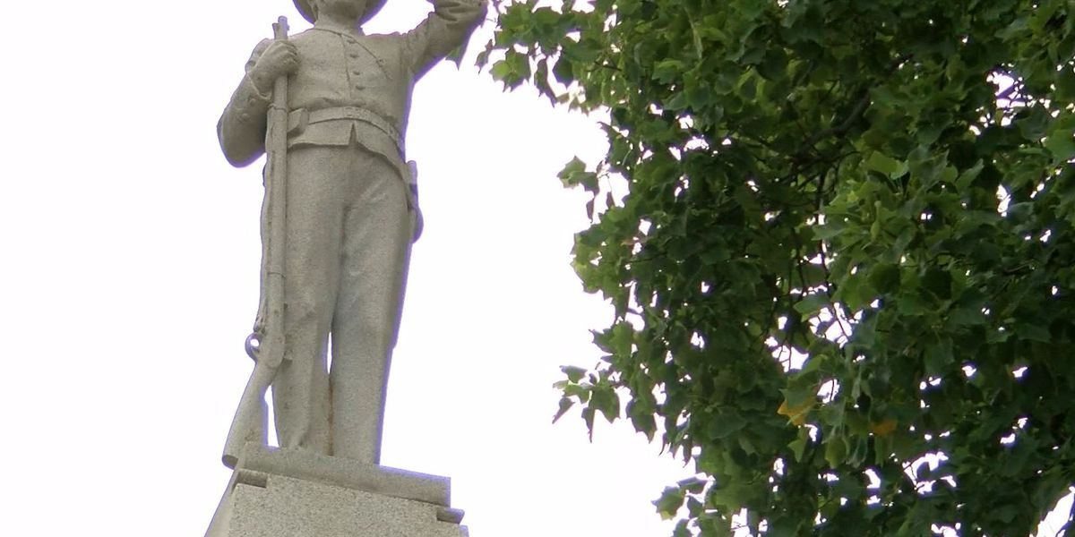 Haywood High School senior starts petition to remove confederate statue from county-owned property