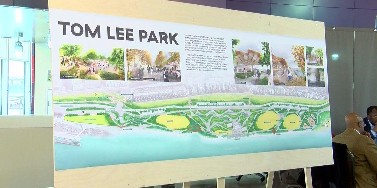 Tom Lee Park mediation on hold, mayor says