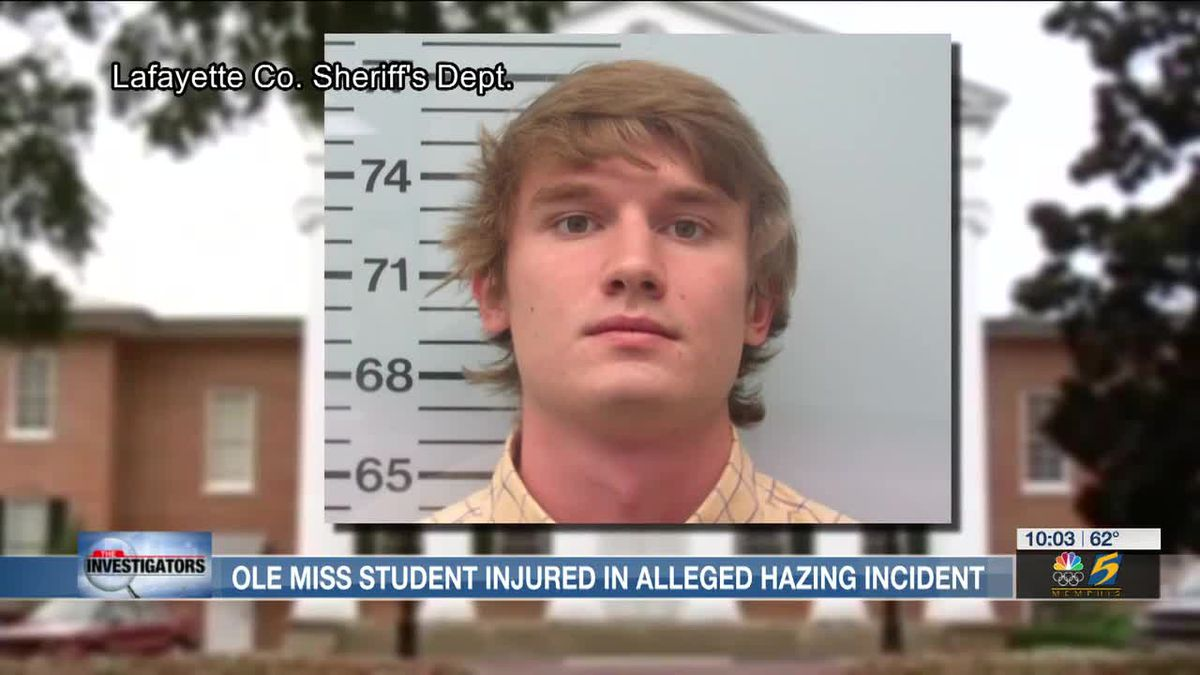 The Investigators: Ole Miss student injured in alleged hazing incident, suspect charged