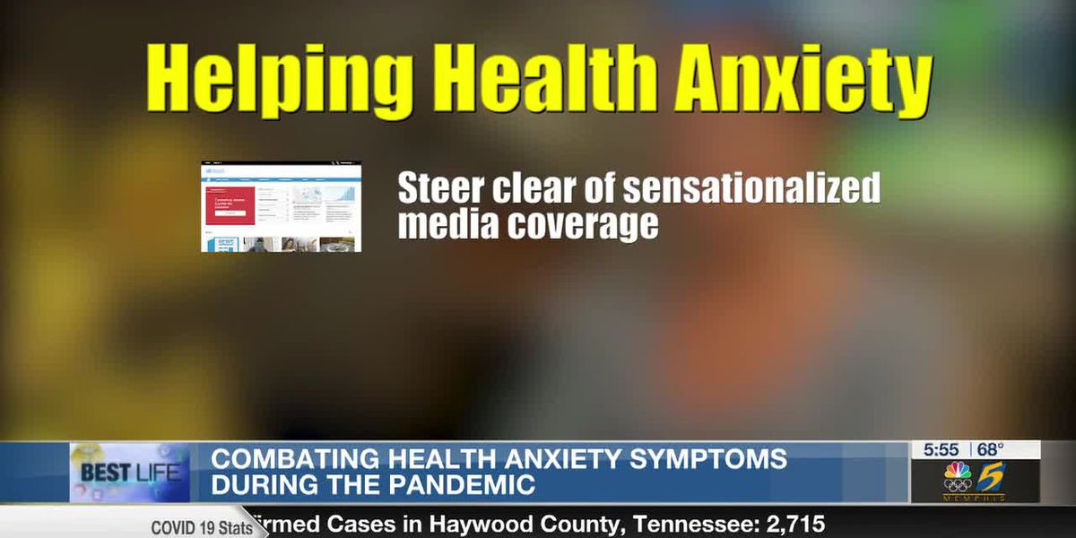 Best Life: Health anxiety worse during a pandemic