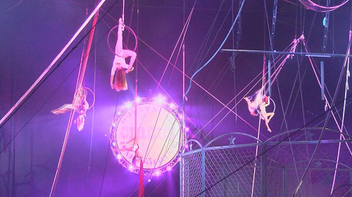 Shrine Circus returns to Memphis this weekend