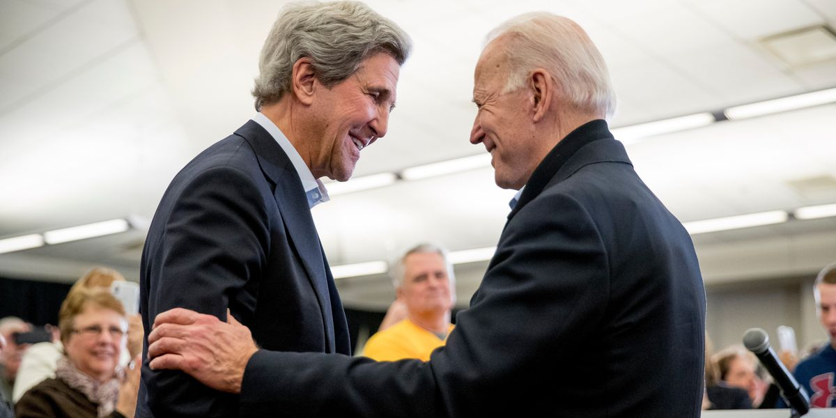 Biden picks John Kerry for climate change role