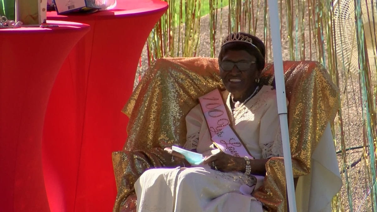 Mid-South woman turns 100