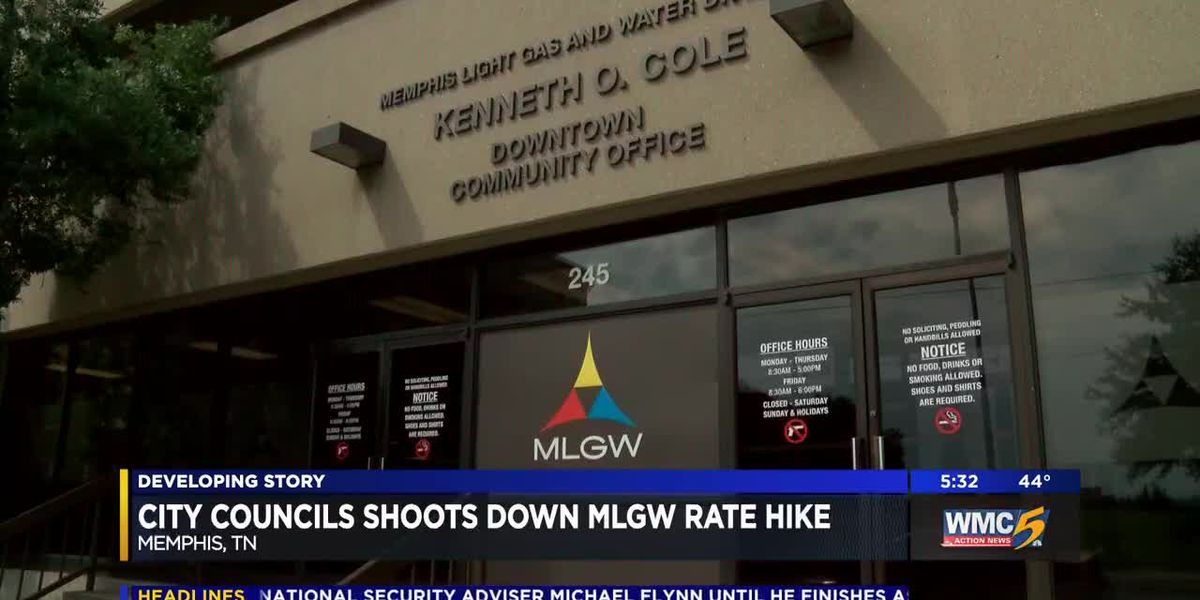 More outages, layoffs possible after rate increase denial, MLGW warns