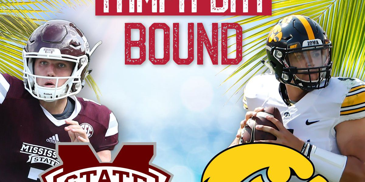 Mississippi State to play Iowa in Outback Bowl
