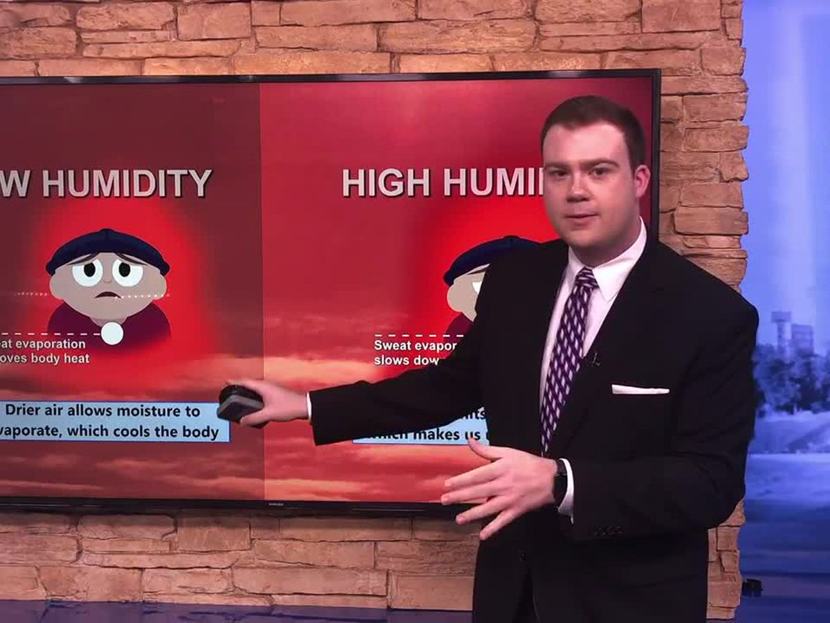 Breakdown: Why heat index values are vital