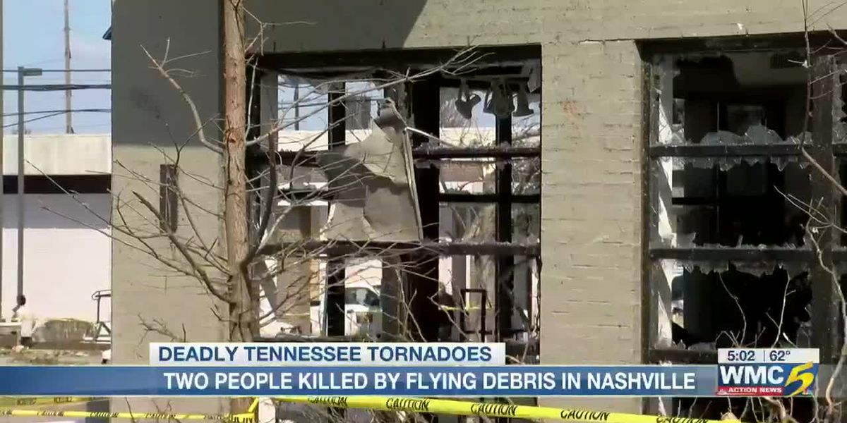 NWS gives preliminary ratings for tornadoes that hit middle Tennessee; at least 24 dead