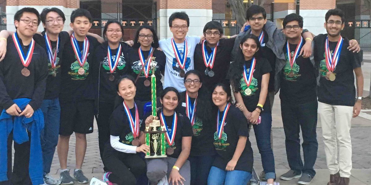 White Station qualifies for national Science Olympiad tournament