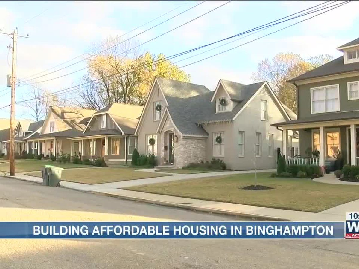Construction scheduled to start for Memphis' first community land trust home