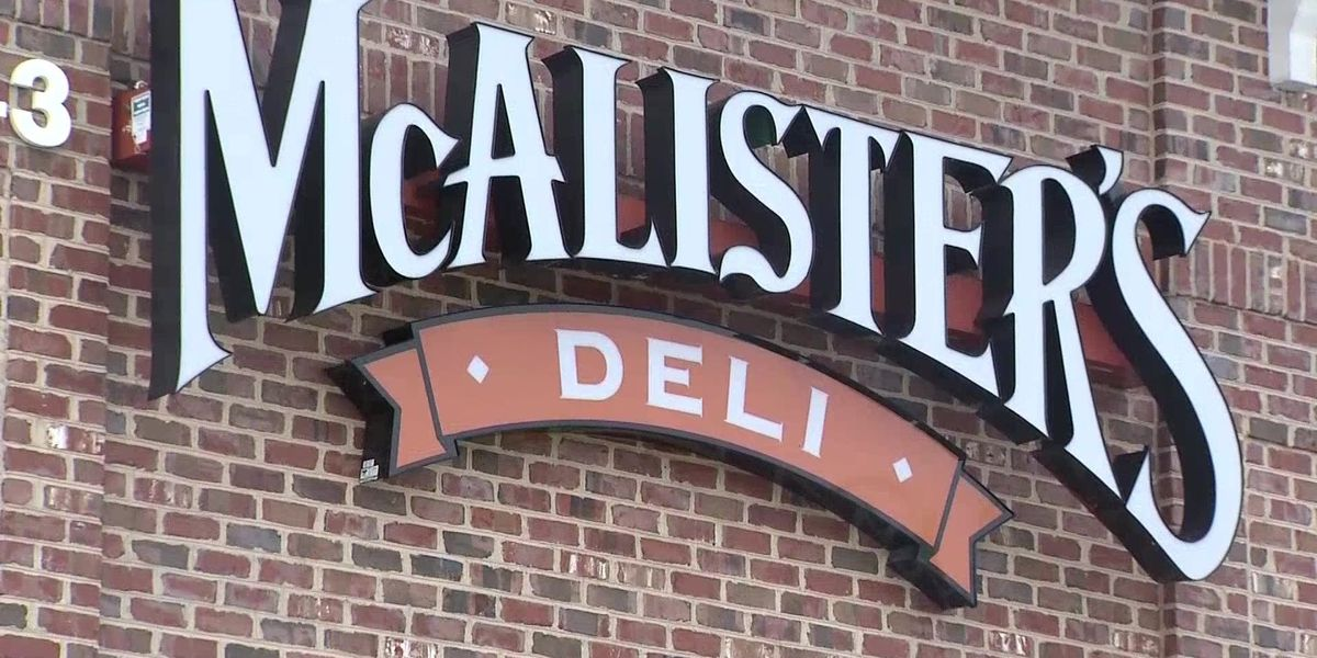 McAlister's FREE ICED TEA day helps beat the heat