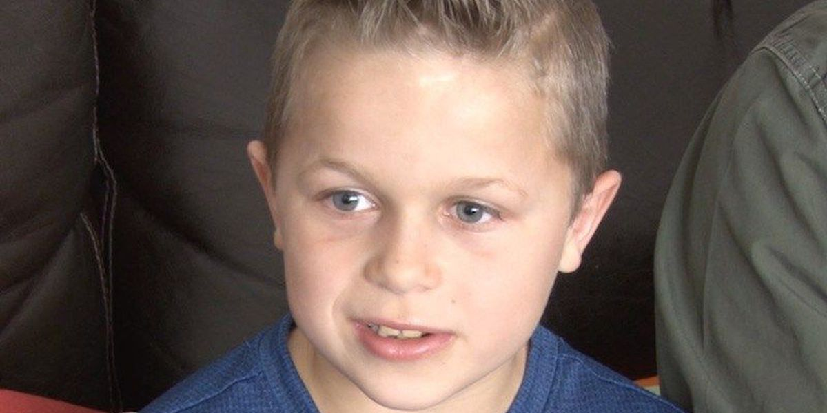 Idaho boy credits 'angels' for helping him save his father's life
