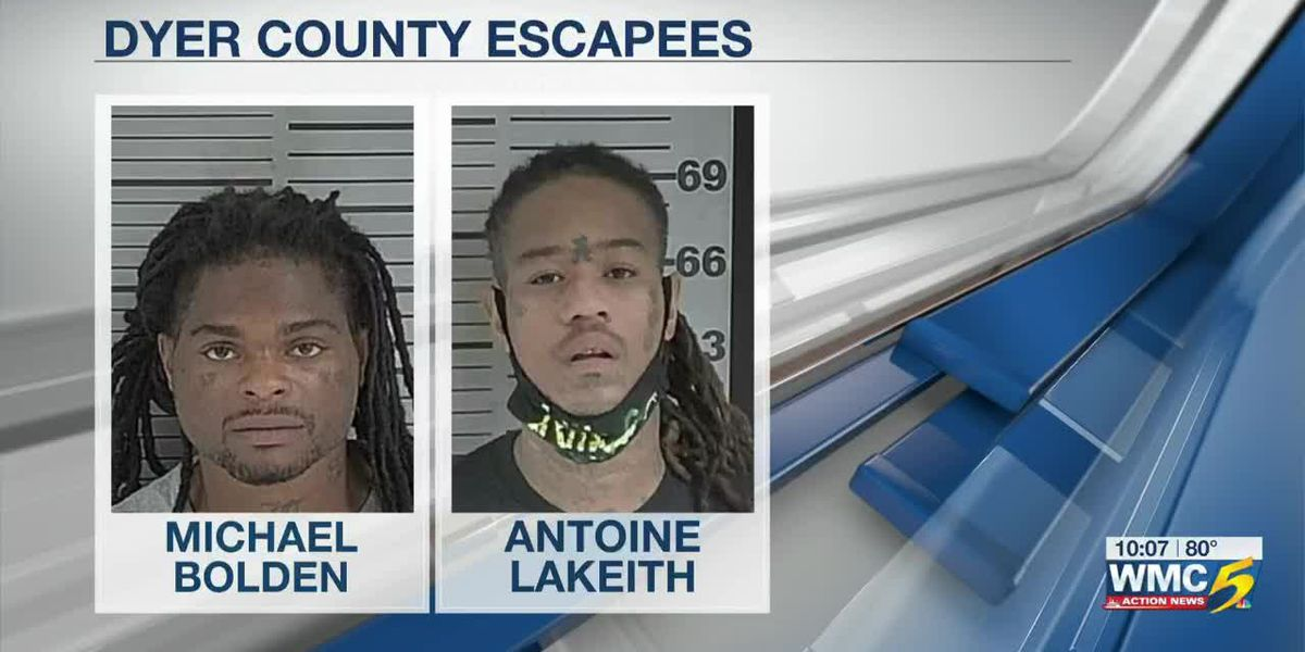 U.S. Marshals offering reward for Dyer County Jail escapees