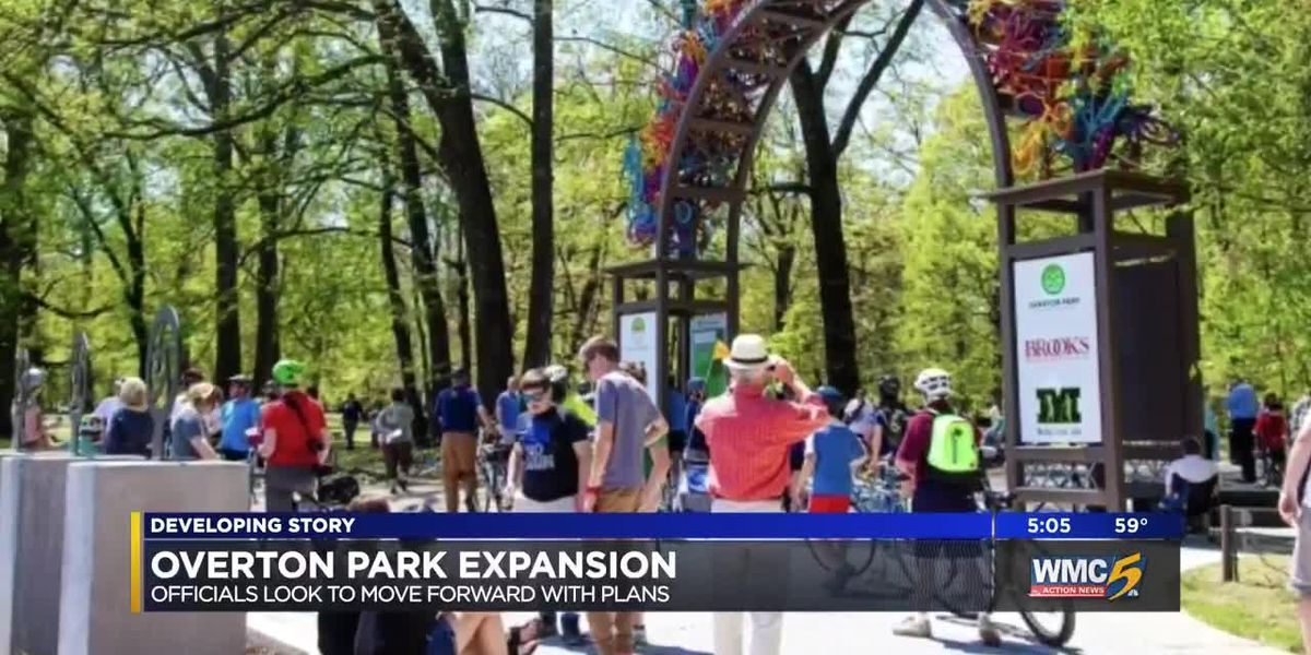 Overton Park expansion
