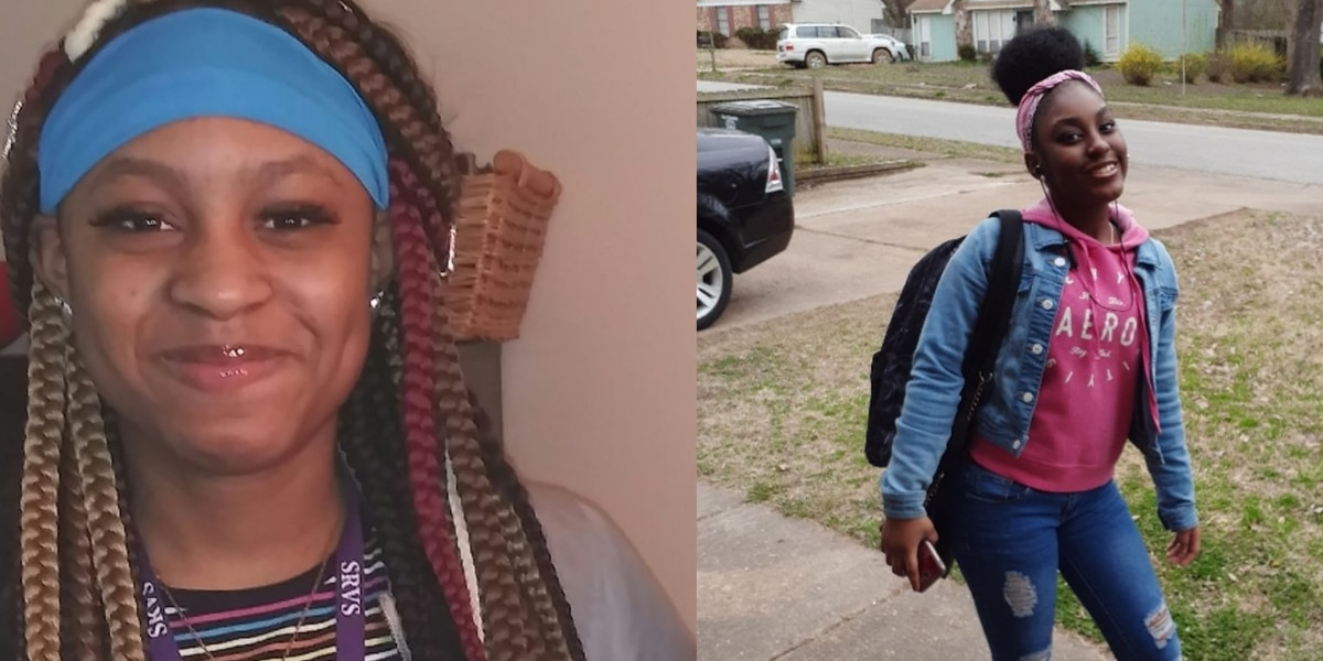 Memphis police locate 2 missing teenage girls