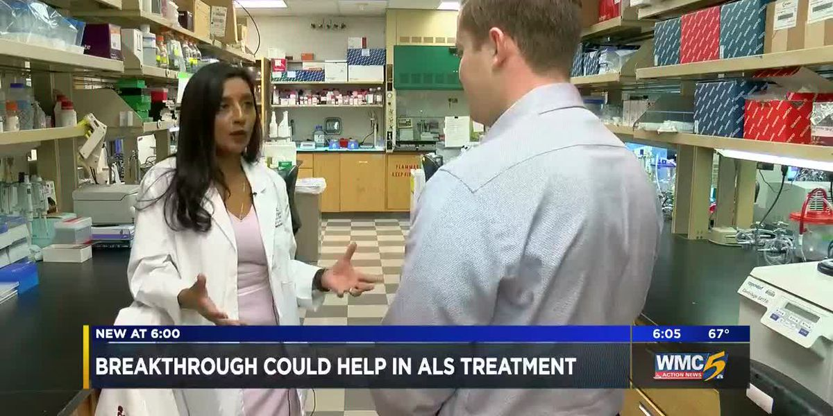 Breakthrough at St. Jude Children's Research could help in ALS treatment