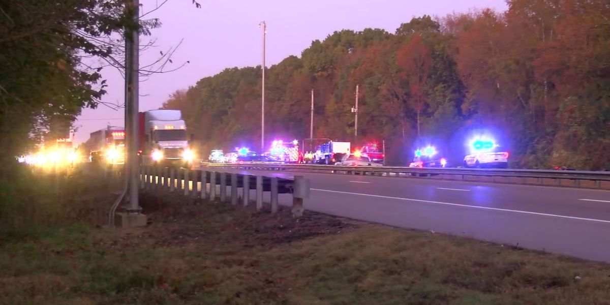 TDOT contractors killed in I-40 crash identified; company says a 3rd worker was injured