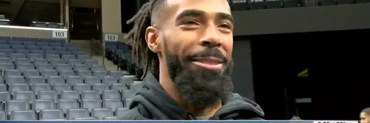 Mike Conley returns to Memphis with Utah Jazz