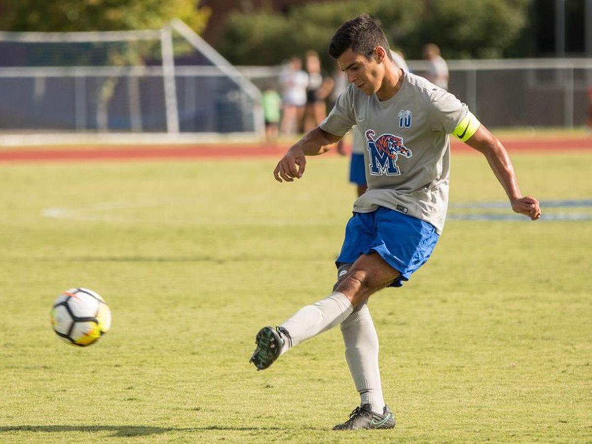 Tigers midfielder selected in MLS Draft