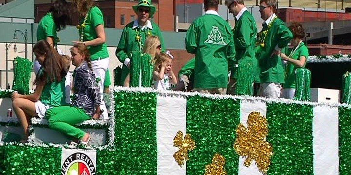 Celebrate the green: Happy St. Patrick's Day