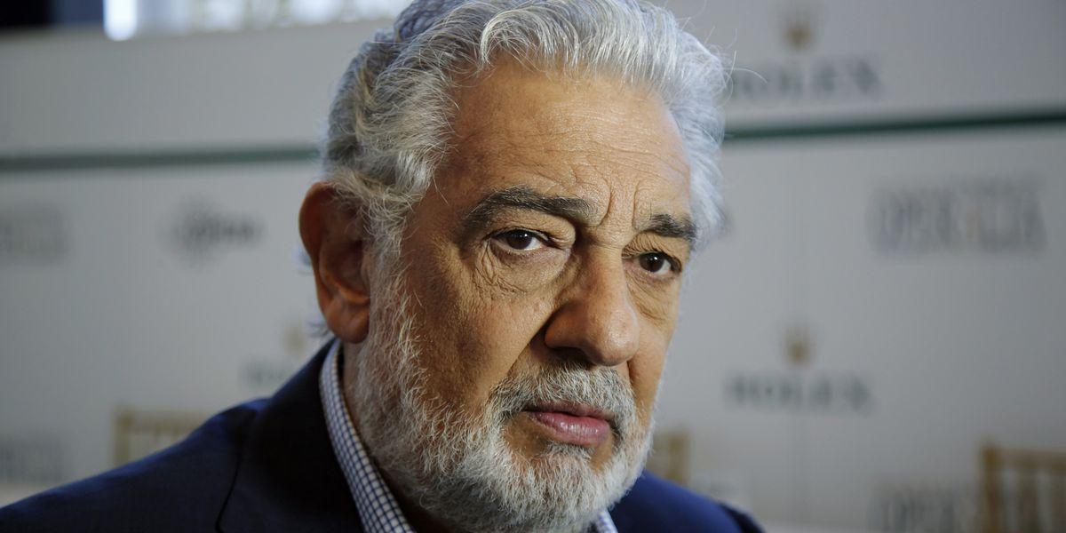 Placido Domingo resigns as general director of LA Opera
