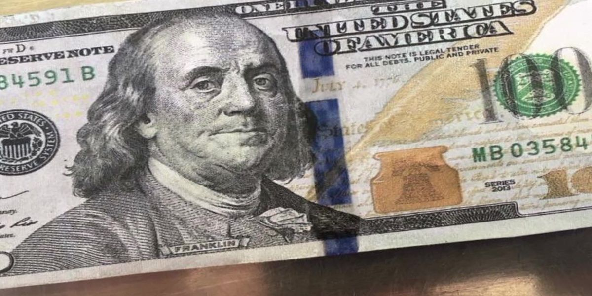 Fake $100 bill used to buy Girl Scout cookies