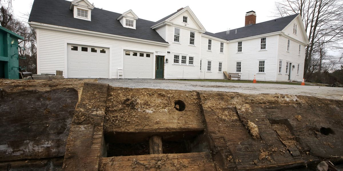 For sale: Restored home of Salem witch trials refugee
