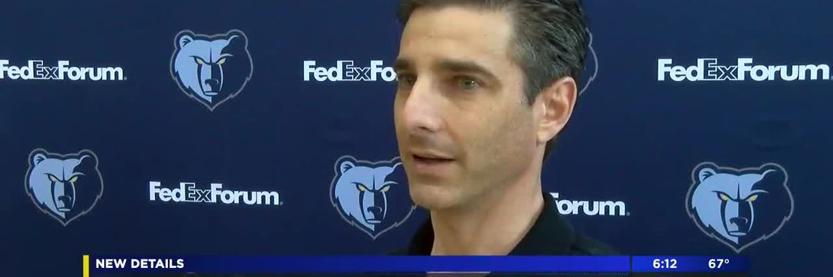 Grizzlies execs explain decision to fire Coach Bickerstaff