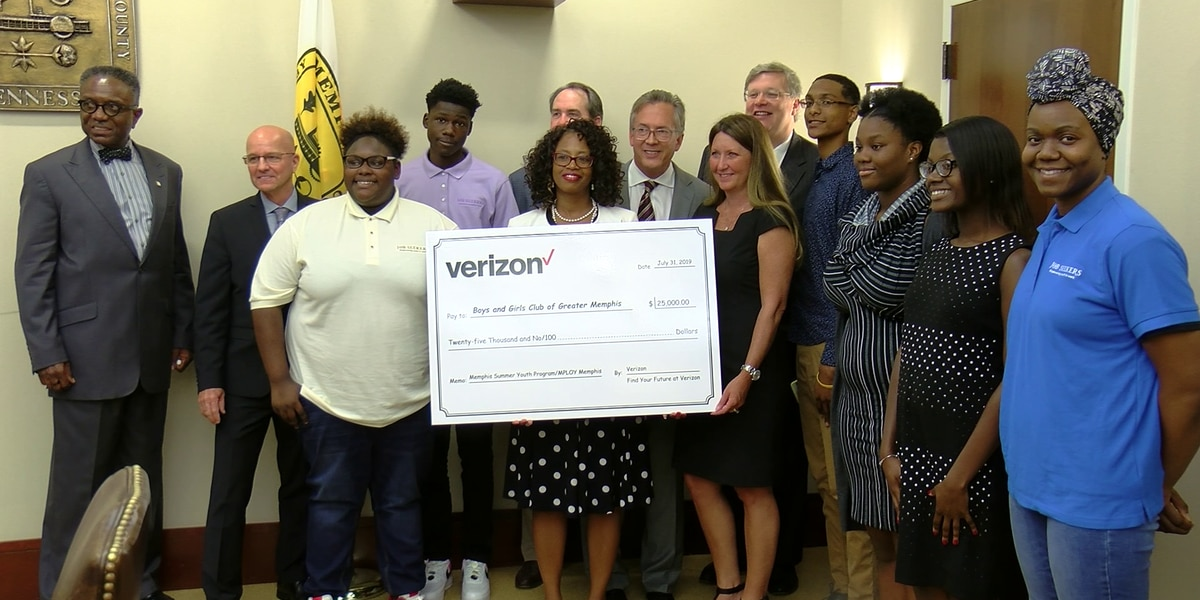 Company grants thousands to Memphis Boys and Girls Clubs to support youth programs