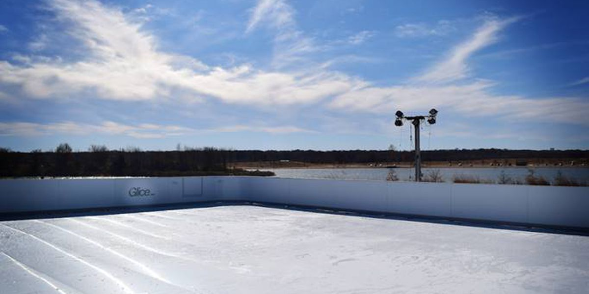 Shelby Farms Park opening 'Glice Rink'