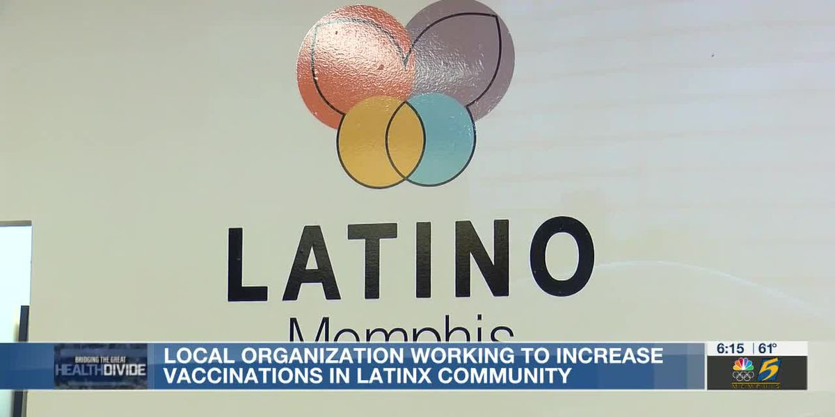 Latinx community makes up less than 5% of those vaccinated