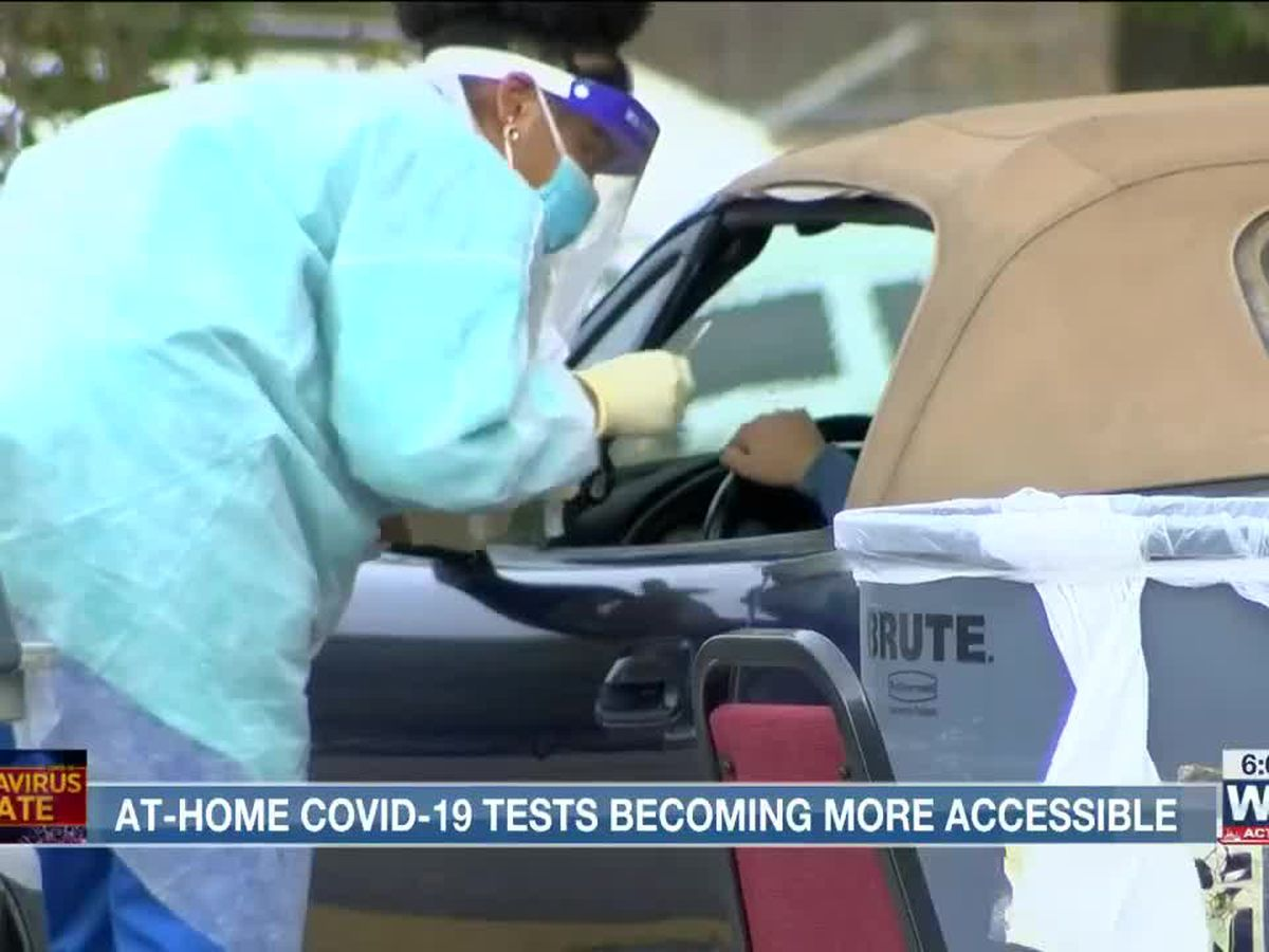 How accurate are at home COVID-19 tests?